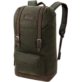 Jack Wolfskin Tweedham Backpack woodland green